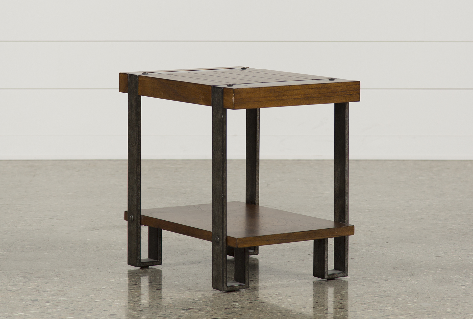 Charmant Marley Chairside Table   360