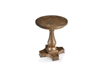 Tyra Round Pedestal Table