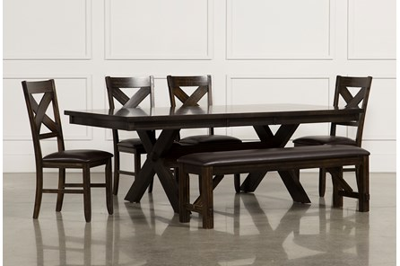 Pelennor 6 Piece Extension Dining Set - Main