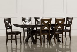 Pelennor 7 Piece Extension Dining Set