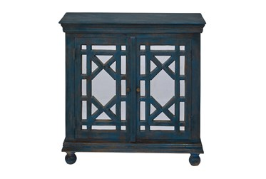 Guru Glass Door Server Cabinet