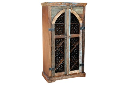 Railroad Wine Cabinet - Main