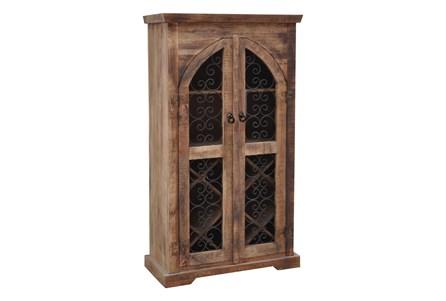 Railroad Wine Cabinet - Main