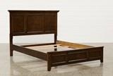 Dalton Queen Panel Bed - Left