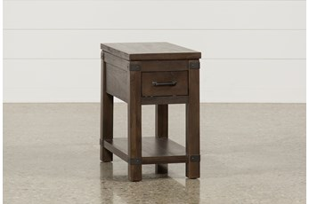 Livingston Chairside Table