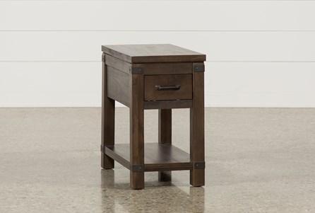 Livingston Chairside Table