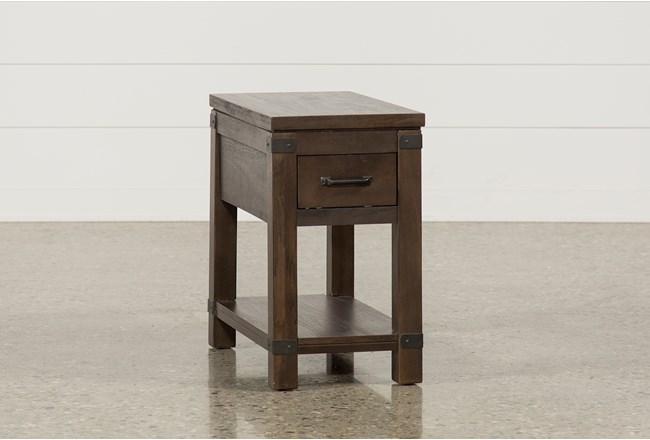 Livingston Chairside Table - 360