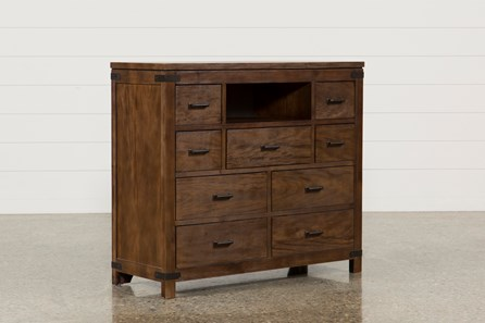 Livingston Media Chest
