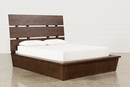 Livingston California King Panel Bed