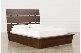Livingston Queen Panel Bed