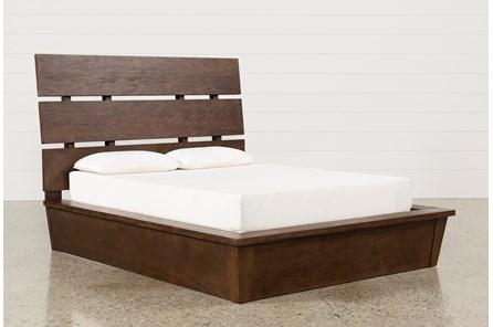 Livingston Queen Panel Bed - Main