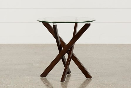 Brisbane Round End Table