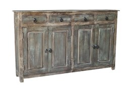 Swami 4-Door Sideboard