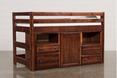 Sedona Junior Loft Storage Bed