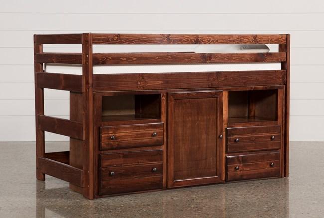 Sedona Junior Loft Storage Bed - 360