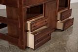 Sedona Junior Loft Storage Bed - Left
