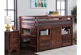 Sedona Junior Loft Storage Bed - Room