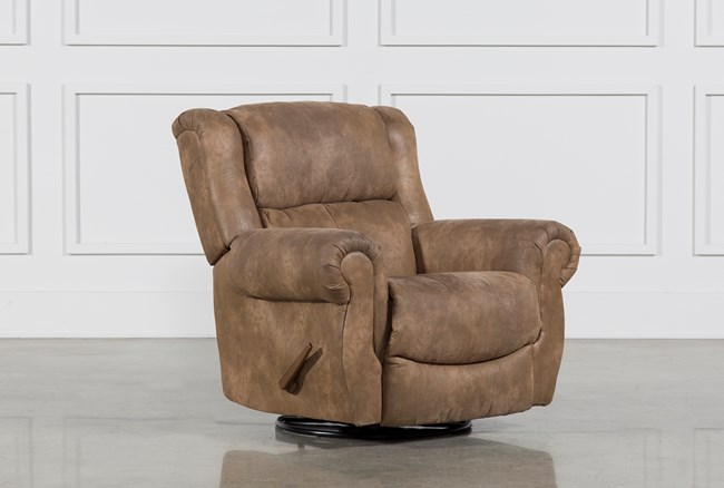 Christopher Swivel Rocker Recliner - 360