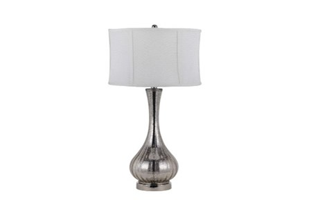 Table Lamp-Carpol Glass