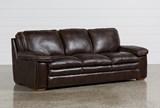 Walter Leather Sofa - Signature