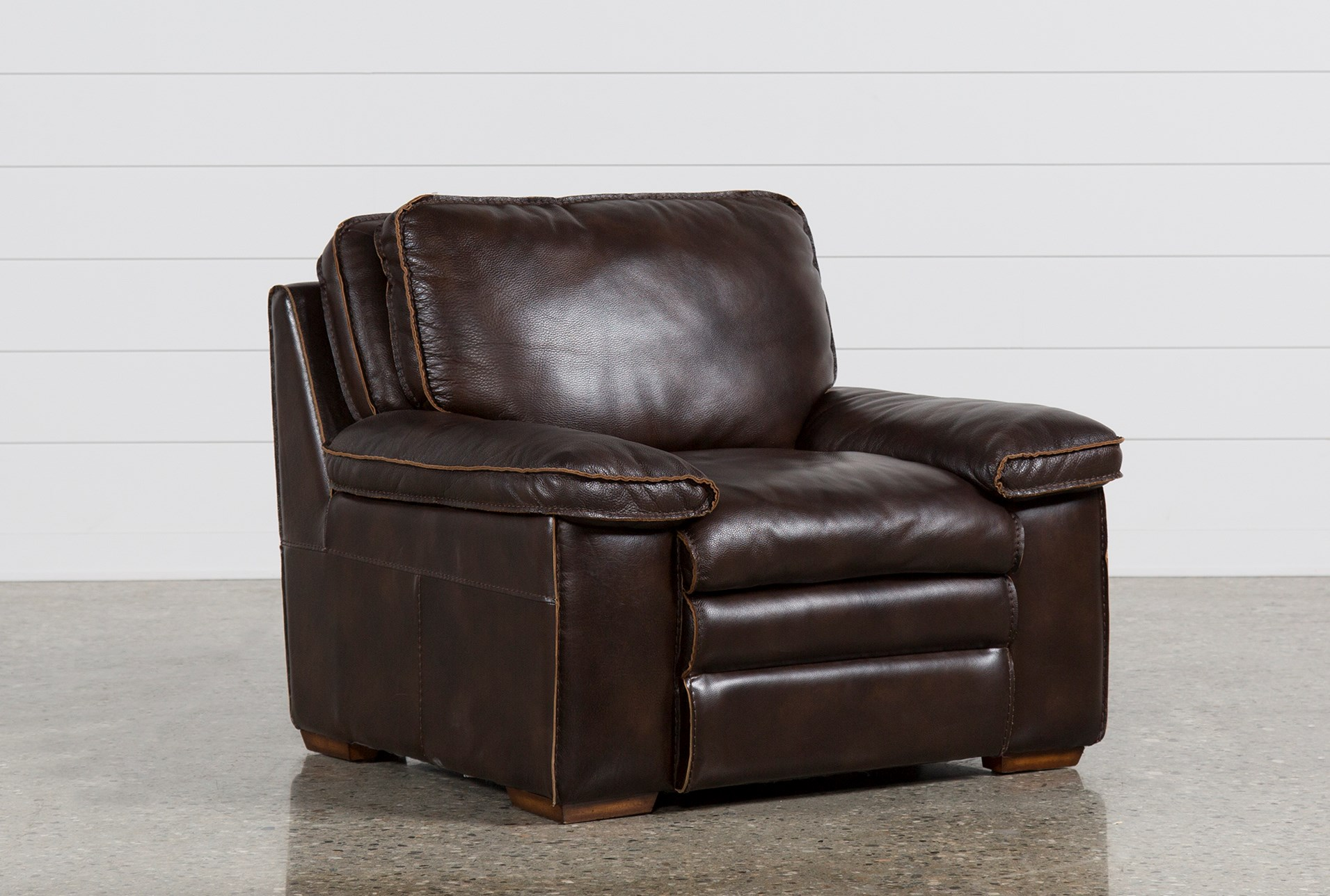 Miraculous Walter Leather Chair Cjindustries Chair Design For Home Cjindustriesco