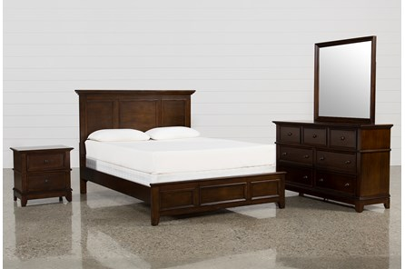 Dalton California King 4 Piece Bedroom Set - Main