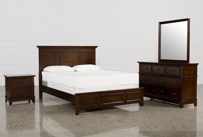 Dalton California King 4 Piece Bedroom Set - 360