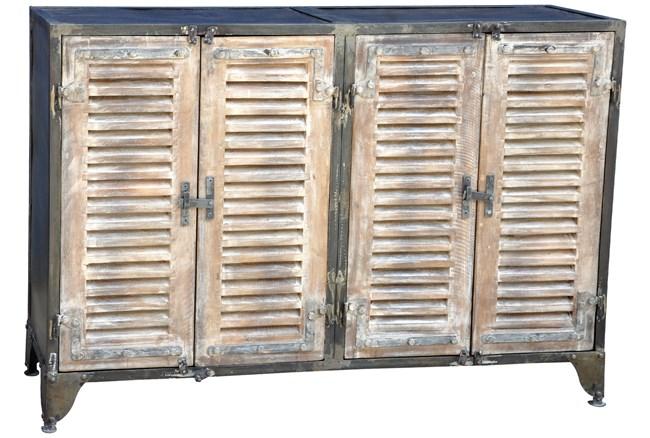 Rodine Shutter Sideboard - 360