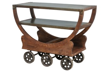 Resin Industrial Trolley