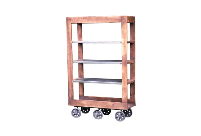 Halim Bookcase - 360