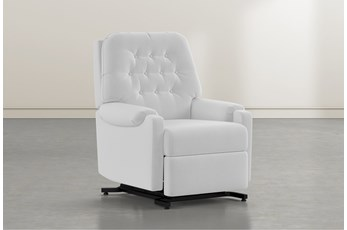 Amelia Grey Power-Lift Recliner