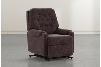 Amelia Coffee Power-Lift Recliner