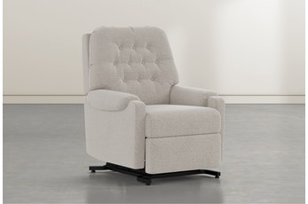 Amelia Linen Power-Lift Recliner