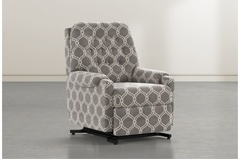 Amelia Dove Power-Lift Recliner