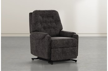 Amelia Midnight Power-Lift Recliner