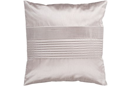 Accent Pillow-Silver 18X18 - Main