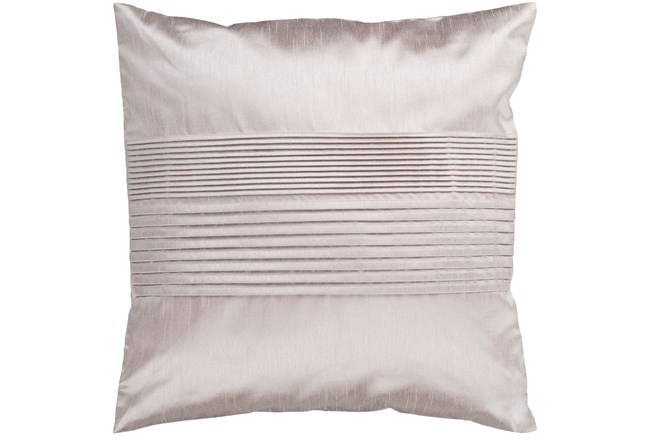 Accent Pillow-Silver 18X18 - 360