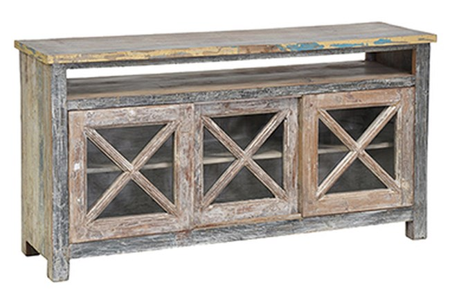 Roberts 60 Inch Media Console - 360