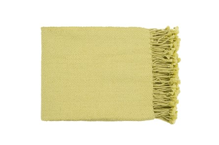 Accent Throw-Lenora Lime - Main