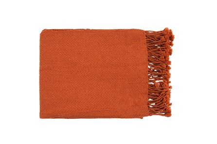 Accent Throw-Lenora Rust - Main