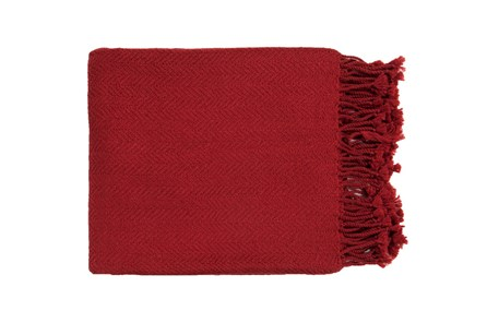 Accent Throw-Lenora Cherry - Main