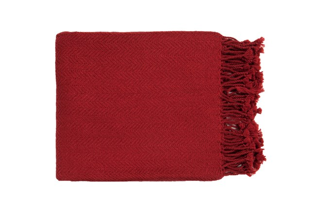 Accent Throw-Lenora Cherry - 360