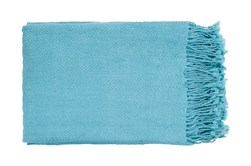 Accent Throw-Lenora Sky Blue