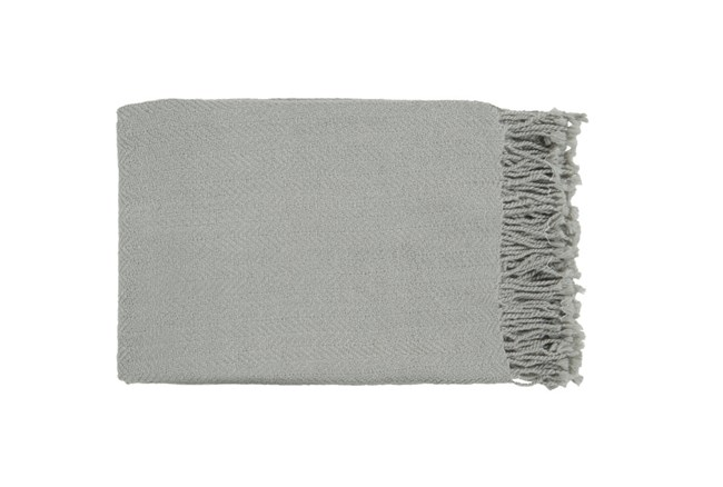 Accent Throw-Lenora Grey - 360