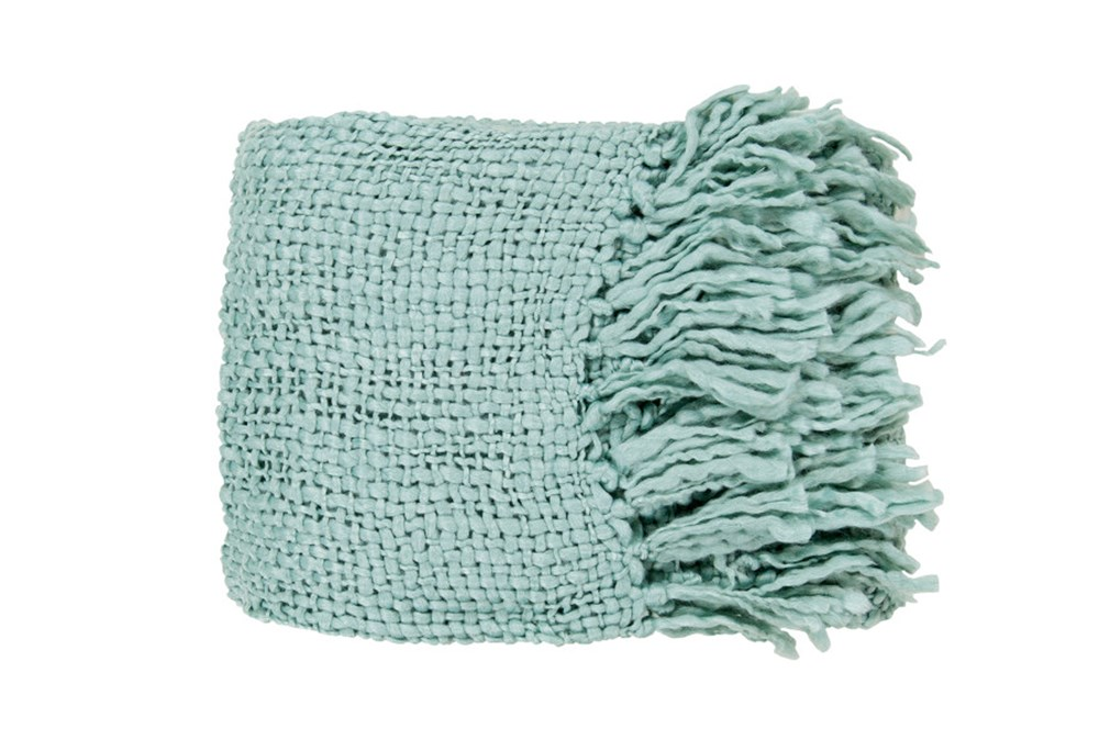 Accent Throw-Jace Spa Blue