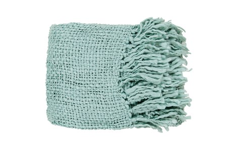 Accent Throw-Jace Spa Blue - Main