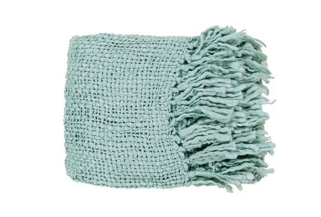 Accent Throw-Jace Spa Blue - 360
