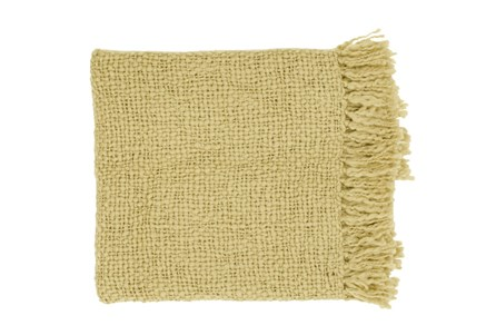 Accent Throw-Jace Wheat