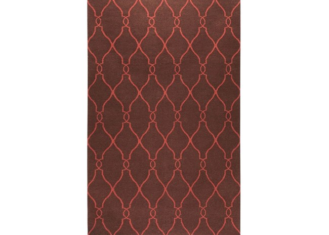 60X96 Rug-Nali Brown/Sienna - 360