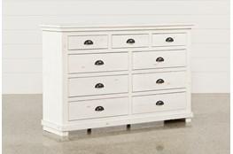 Sinclair White Dresser